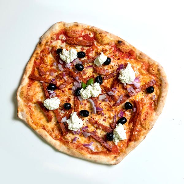 Pizza Point - Rustica