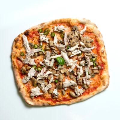 Pizza Point - Spicy Chicken